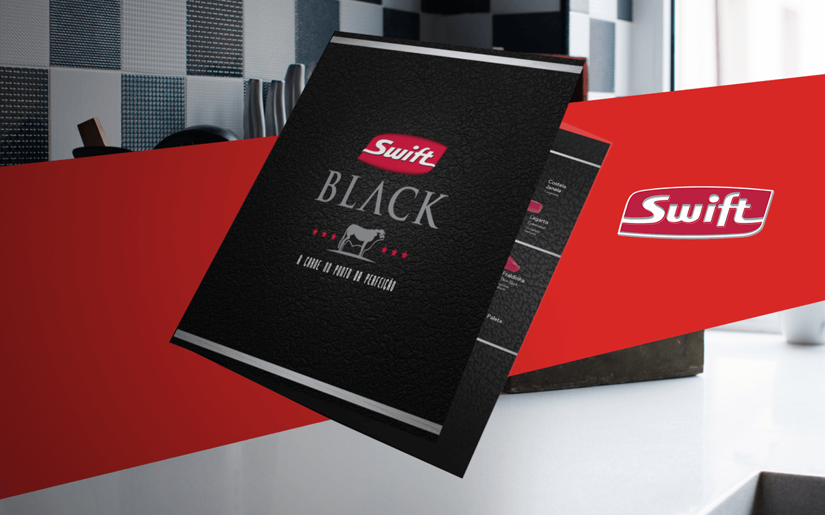 Trade Marketing Swift Black